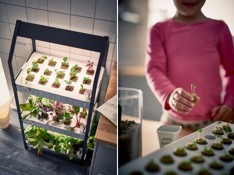 ikea hydroponics